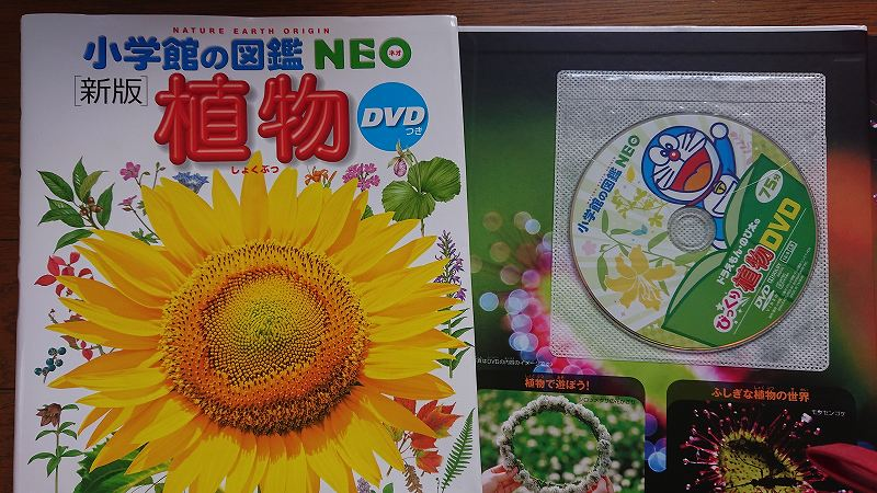 図鑑NEO植物新版