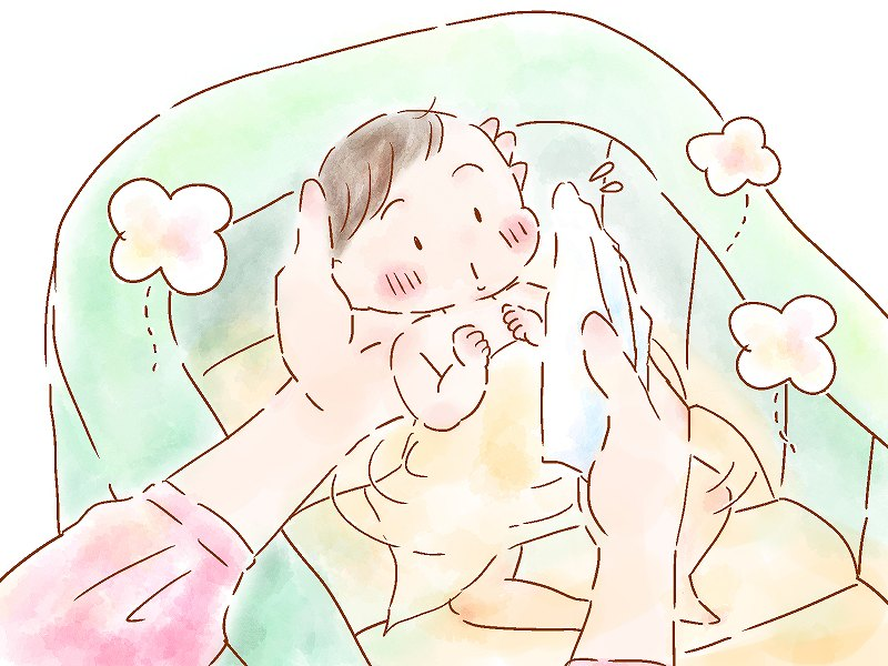 baby-bathing